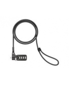 Compulocks 24 Unit Combination Laptop Cable Lock Value Pack