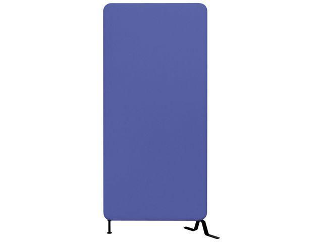 Golvskärm Softline Blå, 136x80cm