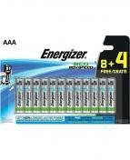 Batteri ENERGIZER Eco Advanced AAA 12/FP