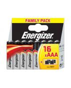 Batteri ENERGIZER Classic AAA Familjepack 16/FP