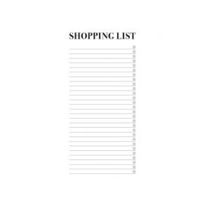 Shoppinglista blad Do it, Office -7337