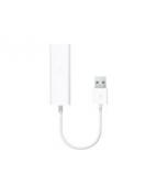 Apple USB Ethernet Adapter - Nätverksadapter - USB 2.0 - 10/100