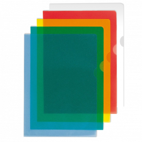 Aktmapp A4 Ofärgad, kopiesäker, 0,12mm, 100st