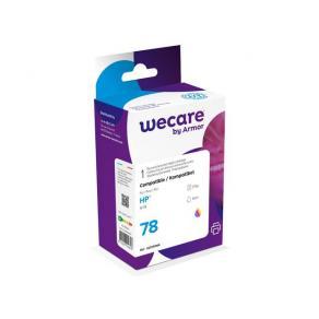 Bläckpatron WECARE HP 78 Färg