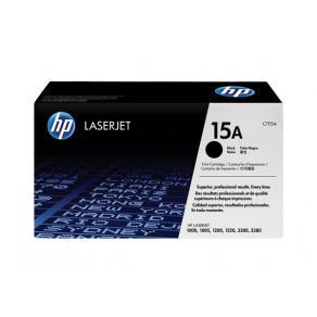 Toner HP C7115A 15A Svart
