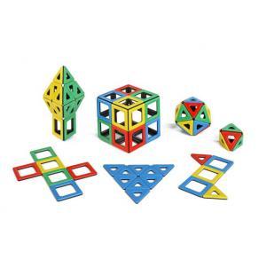 Polydron Magnetic, 96 delar