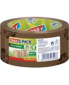 Packtejp TESA Eco Strong 50mmx66m Brun