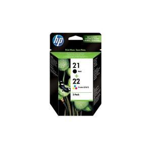 Bläckpatron HP SD367AE 21/22 S+F 2/FP