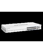 NETGEAR Pro GS710TUP - Switch - L3 Lite - smart - 9 x