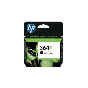 Bläckpatron HP CN684EE 364XL Svart