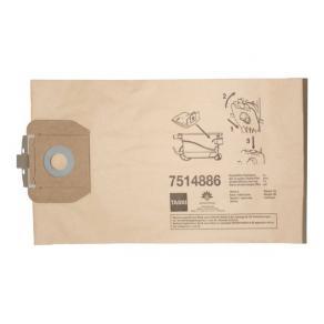 Dammsugarpåse TASKI papper Vento 8 10/FP