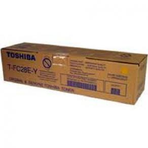 Toner TOSHIBA TFC25EY gul