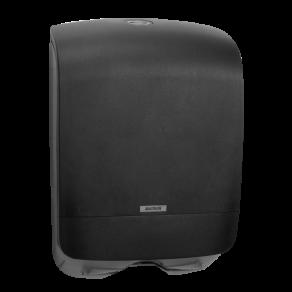Pappershanddukshållare Katrin Mini svart plast