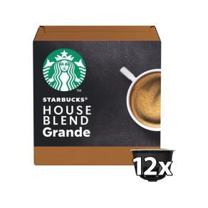 Kaffekapslar STARBUCKS House Blend 12/F