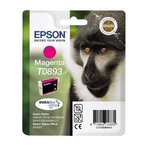 Epson T0893 - Utskriftkassett - 1 x magenta