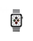 Apple Watch Series 5 (GPS + Cellular) - 40 mm - rostfritt stål