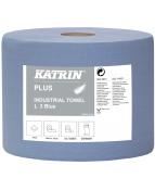 Industritorkrulle KATRIN Plus L2 Bl?, 2-lag, 350m, 2rl/fp