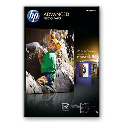 10x15 Advanced Glossy Photo 250 g/m² (100)