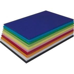 Kartong A3 Mix, 180g, 10 ark x 10 färger