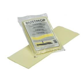 Mopp NILFISK Dustmopp Gul, dubbelsidig, 20x45cm, 25/fp