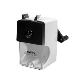 Pennvässare LYRA bordsmodell svart/vit