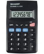 SHARP Miniräknare EL-233SBBK