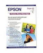 Fotopapper EPSON C13S041316 A3+ 20/FP