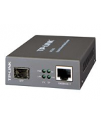 TP-Link MC220L - Fibermediekonverterare - GigE