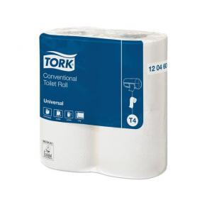 Toalettpapper TORK X-Lång Universal T4, 2-lag, 66m, 4/fp
