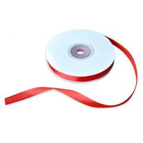 Satinband Röd, 10mm x 30m