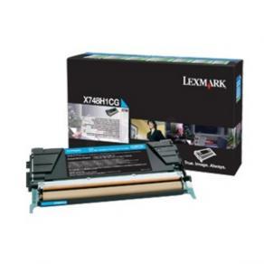 Lexmark - Cyan - original - tonerkassett