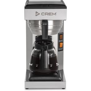 Kaffebryggare CREM Coffee Queen M1, 1.8L