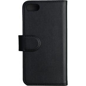 Plånboksf. Gear iPhone7+ svart