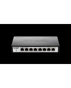 Switch D-LINK DGS-1100-08