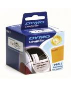 Etiketter Dymo LW Hängmapp, 50x12mm, 220/fp