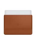 """Apple - Fodral för bärbar dator - 16"""" - sadelbrun - för MacBook"""