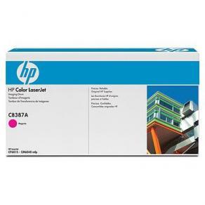 HP 824A - 1 - magenta - valsenhet - för Color