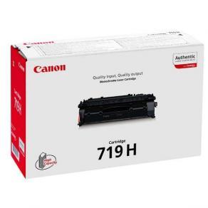 Canon 719 H - Svart - original - tonerkassett