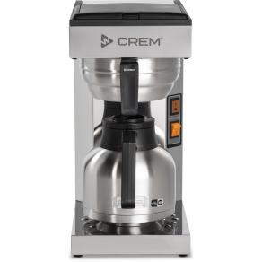 Kaffebryggare CREM Coffee Queen Office Termos, 1.9L
