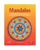 Målarbok Mandalas från 4år