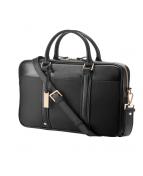 """HP Ladies Slim Top Load - Notebook-väska - 14"""" - svart - för"""