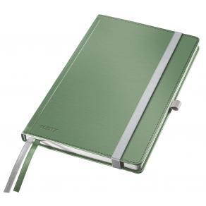 Anteckningsbok Style A5 H lin 80bl grön