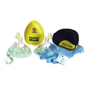 Pocketmask i mjukväska