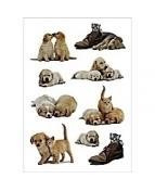 Herma stickers Decor hundvalpar (3)