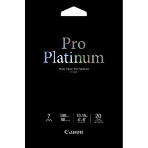 Fotopapper CANON PT-101 10x15 300g 20/FP