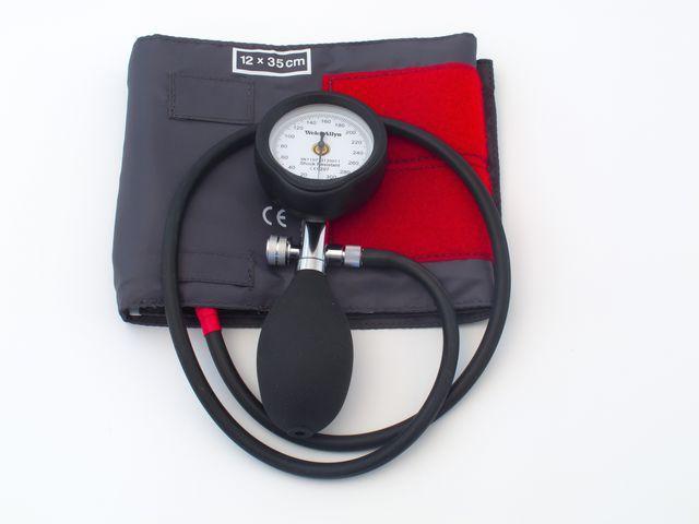 Blodtrycksmätare kpl 12x35cm 1-slang