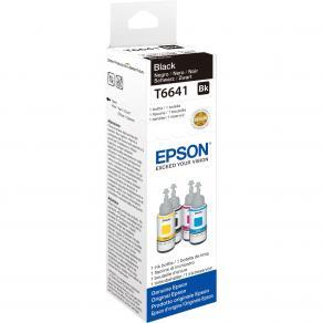 Epson T6641 - 70 ml - svart - påfyllnadsbläck