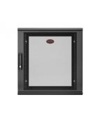 APC NetShelter WX AR112SH6 - Skåp - väggmontering - svart - 12U