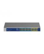NETGEAR GS524UP - Switch - ohanterad - 8 x 10/100/1000 (PoE+) +