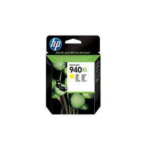 HP 940XL - Lång livslängd - gul - original